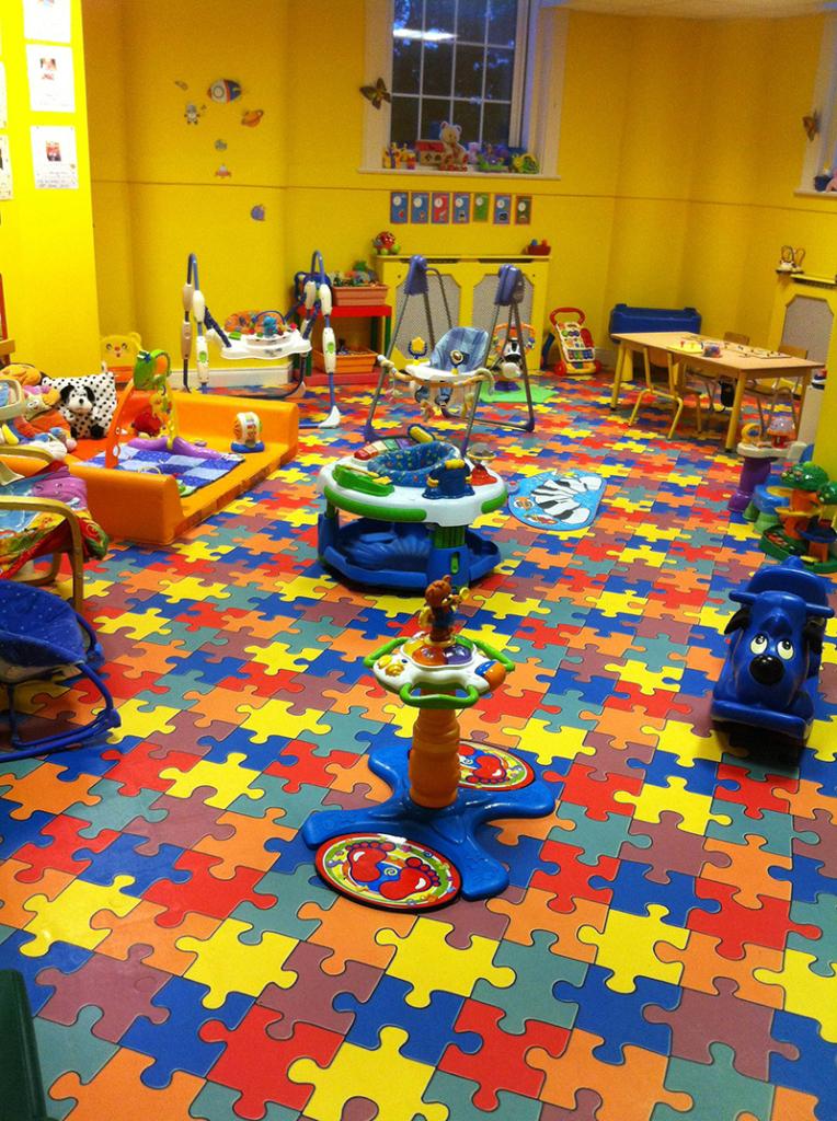 Tiny Tots Creche - Yellow Room